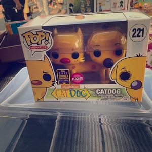 NIB - 🐱 Funko POP catdog duo pack 🐶